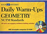 Daily Warm-Ups: Geometry w/CD-ROM