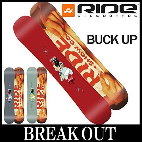 14-15 RIDE / ライド BUCK UP メンズ スノーボード 149