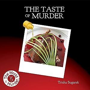 The Taste of Murder Audiobook