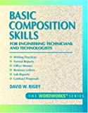 img - for Basic Composition Skills for Engineering Technicians and Technologists book / textbook / text book