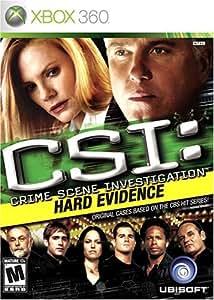 CSI: Hard Evidence - Xbox 360