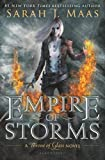 img - for Empire of Storms (Throne of Glass) book / textbook / text book