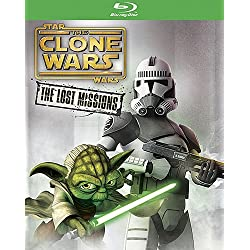 Star Wars: The Clone Wars: The Lost Missions on Blu-ray and DVD