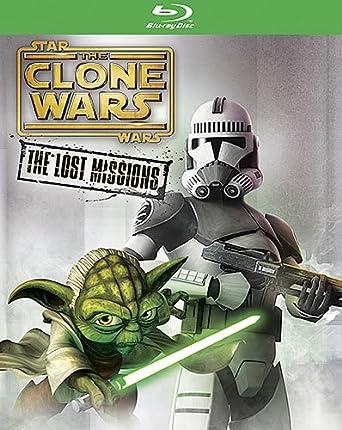 Star Wars: The Clone Wars - The Lost Missions [Blu-ray]