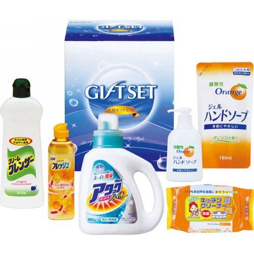 まっ白・消臭 バラエティ洗剤ギフトセット