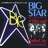 #1 Record/Radio City by Big Star (1992) Audio CD