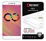 #9: Chevron 0.3mm Pro+ 2.5D Coolpad Cool 1 Curved Edges Premium Tempered Glass Screen Protector For