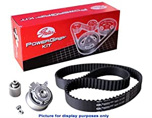 Gates K025633XS Powergrip Timing Belt Kit