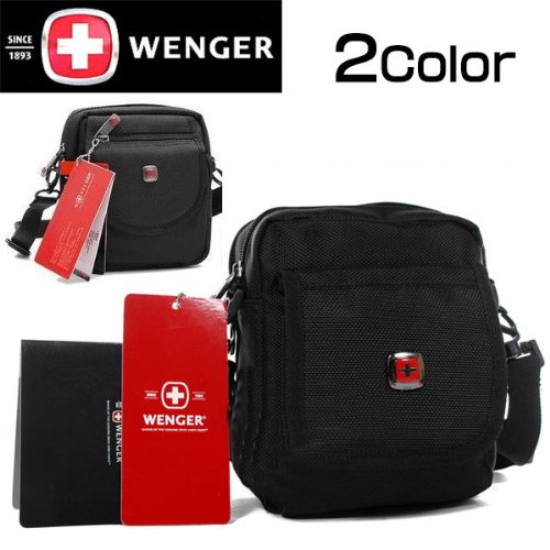 Wenger WENGER shoulder bag shoulder bag men (ONESIZE, 1 (deliver...