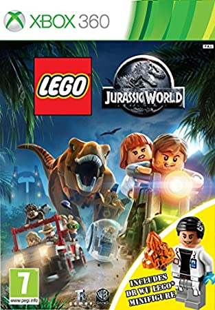 Lego Jurassic World Inc Dr Wu Mini Figure - Amazon Exclusive (Xbox 360)