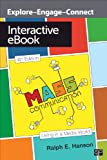 img - for Mass Communication: Interactive eBook Living in a Media World book / textbook / text book