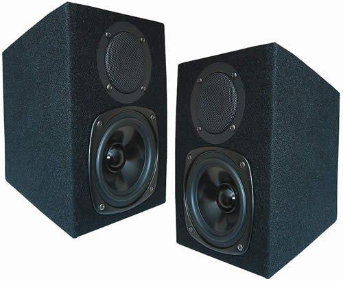 SB-2000 2-Wege Monitor Kompakt Lautsprecher Paar