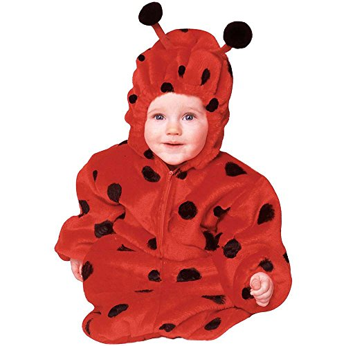 Lil Ladybug Baby Bunting Costume - 0-8 Months