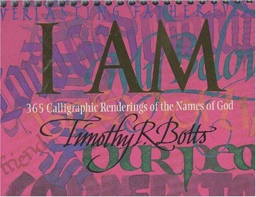 I Am 1997 Calendar: Inspirational