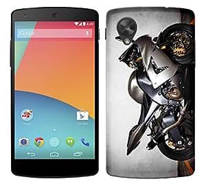 Wow Premium Design Back Cover Case For LG Google Nexus 5