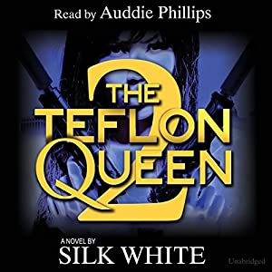 The Teflon Queen, Book 2 Audiobook