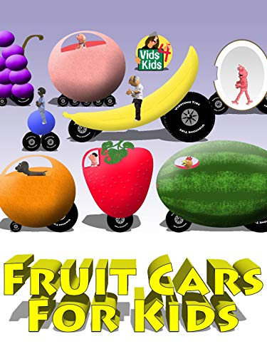 Fruit Cars For Kids on Amazon Prime Video UK