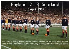 Image result for scotland wembley 1967