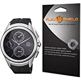 FlexShield [5-Pack] - LG Watch Urbane 2nd Edition LTE Screen Protector with Lifetime Warranty - Ultra Clear Japanese...