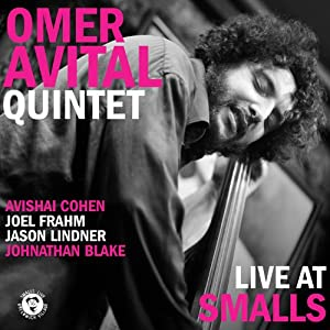 Omer Avital - Live At Smalls cover