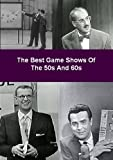 The Best Game Shows Of The 50s And 60s - People Are Funny - You Bet Your Life - To Tell The Truth - The Price Is Right -Name That Tune - The Match Game