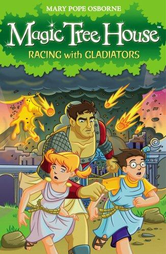 Magic Tree House : Racing With Gladiators
