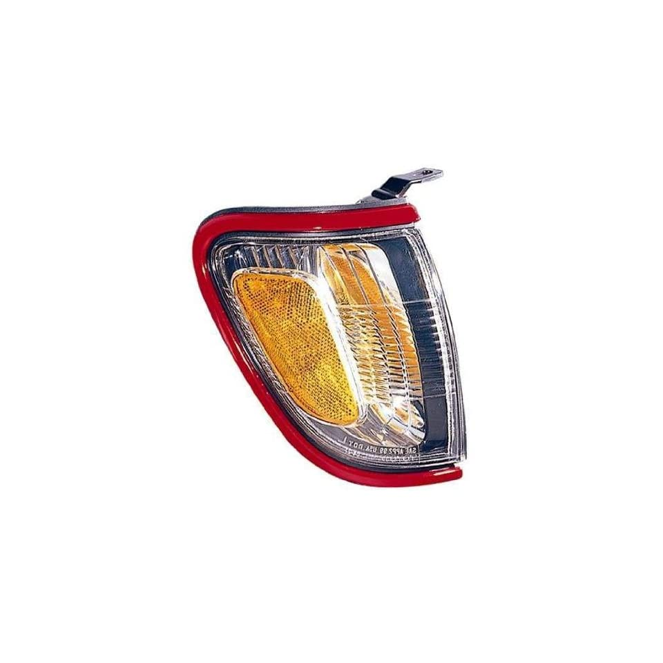 Depo 312-1547R-AS1 Toyota Tacoma Passenger Side Replacement Parking//Side Marker Lamp Assembly