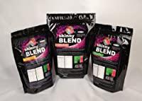 Skinny Blend - Best Tasting Protein Shake for Women - Delicious Protein Smoothie Powder - Weight Loss Shakes - Meal Replacement Shakes - Low Carb Protein Shakes - Lo Carb Shakes - Diet Supplements - Weight Control Shakes - Appetite Suppressant - Increase