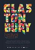 GLASTONBURY MUSIC FESTIVAL 2013 POSTER - 30CM X 43CM CONCERT