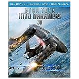 """51FExVef%2BvL. SL160 SS160  Star Trek Into Darkness (Blu ray 3D + Blu ray + DVD + Digital Copy) (Blu ray) newly tagged """"star trek"""""""