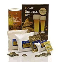 True Brew Continental Lite Home Brew Beer Ingredient Kit