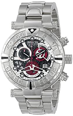 Invicta Men's 15992 Subaqua Analog Display Swiss Quartz Silver Watch