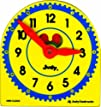 Judy Instructo Judy Plastic Clock Class Pack