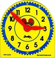 Judy Plastic Clock Class Pack