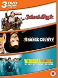 School of Rock/Orange County/Without a Paddle [DVD]