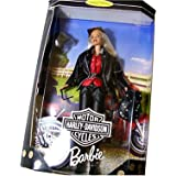 LIMITED EDITION HARLEY-DAVIDSON MOTOR CYCLES BARBIE