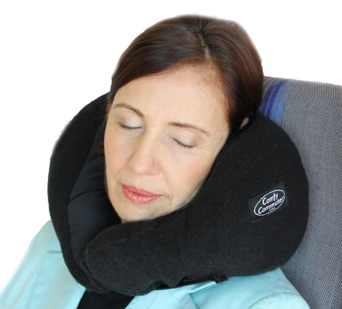 For Sale! Comfy Basics Travel Neck Pillow Black