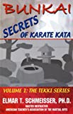 img - for 'Bunkai: Secrets of Karate Kata Volume 1: The Tekki Series book / textbook / text book