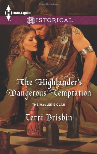 Image of The Highlander's Dangerous Temptation (Harlequin Historical\The MacLerie Clan)