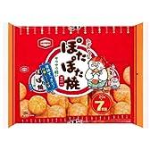 亀田製菓 ぽたぽた焼きミニ 140g(20g×7袋)×8袋