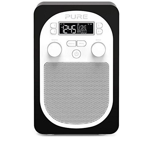 pure-evoke-d1-portable-digital-dab-fm-radio-with-alarm-and-kitchen-timer-black