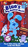 Blues Clues - Blues Big Musical Movie [VHS]