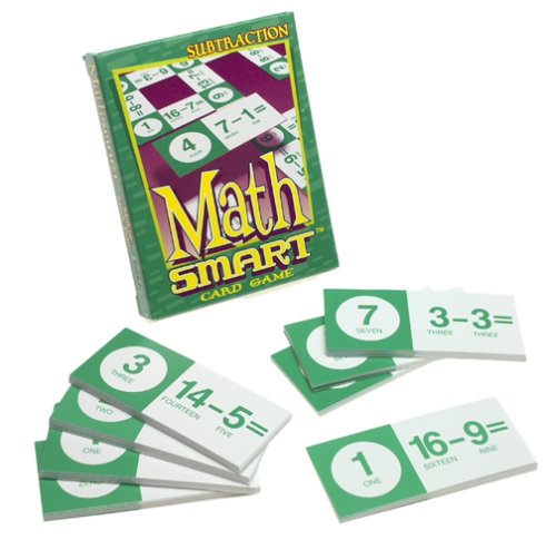 Math Smart: Subtraction - 1