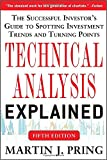 Technical Analysis Explained, Fifth Edition: The Successful Investors Guide to Spotting Investment Trends and Turning Points