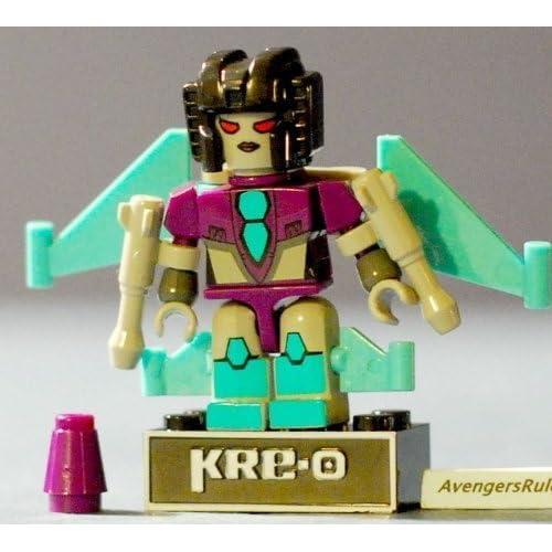 TRANSFORMERS Kre-O MICRO CHANGERS - SLIPSTRIKE - (SERIES 4) by Hasbro