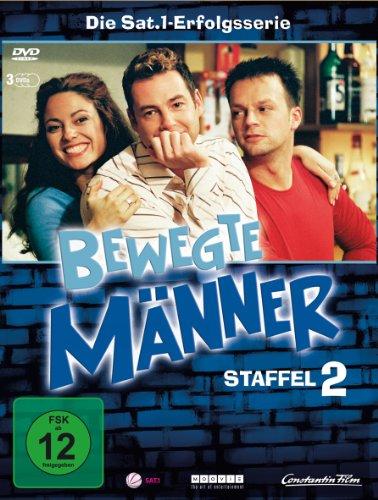 Bewegte Männer - Staffel 2 [3 DVDs]