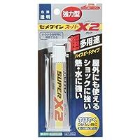 セメダイン 超多用途接着剤スーパーX2 クリア P20ml AX-067 [HTRC3]