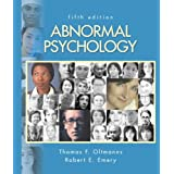 Abnormal Psychology (5th Edition) ~ Thomas F. Oltmanns