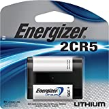 Energizer EL2CR5BP Advanced Photo Lithium Battery - Retail Packaging (Color: Blue/Silver, Tamaño: 6 Volt)