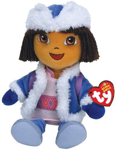 TY Beanie Babies Dora - Dora World Adventure Russia